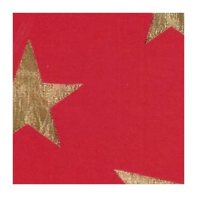 Nuit étoilée Rouge doré