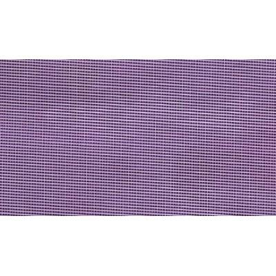 Voile lamé 50 % violet