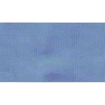 Voile lamé 50 % bleu
